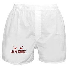 Like My Bobbers? Boxer Shorts
