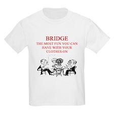 duplicate bridge player joke T-Shirt
