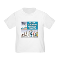 Stay-at-Home Dad Evolution T