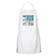 Stay-at-Home Dad Evolution Apron