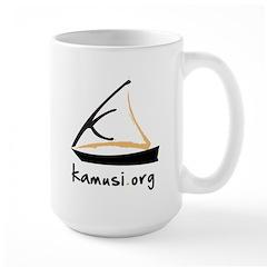 kamusi.org Large Mug