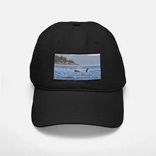 Baseball Hat-Whale (Orca)