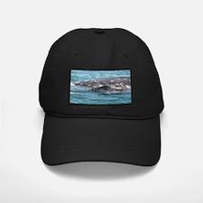 Black Cap-Whales (Gray)