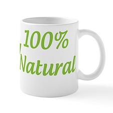 100% Natural Mug
