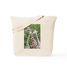 Tote Bag-Giraffes