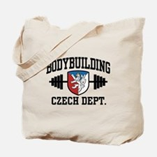 Czech Bodybuilding Tote Bag