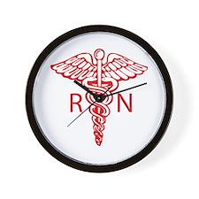Nursing Duds Wall Clock
