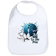 Talk to the Pins Bib
