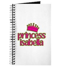 Princess Isabella Journal