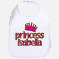 Princess Isabella Bib