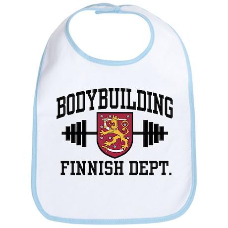 Finnish Bodybuilding Bib
