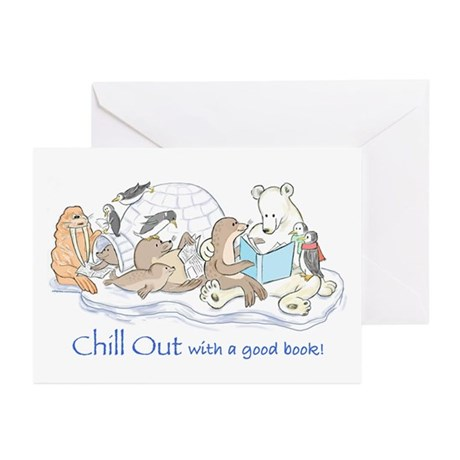 Chill out.... Greeting Cards (Pk of 20)