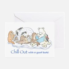 Chill out.... Greeting Card