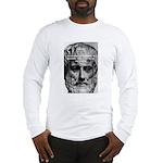 Greek Education Aristotle Long Sleeve T-Shirt