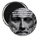 Greek Education Aristotle Magnet