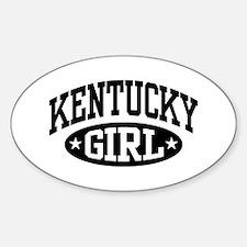 Kentucky Girl Decal