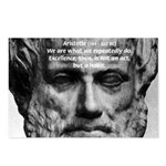 Greek Education Aristotle Postcards (Package of 8)