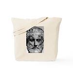 Greek Education Aristotle Tote Bag