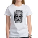 Greek Education Aristotle Women's T-Shirt