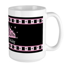 Tiara 50th Birthday Queen Mug