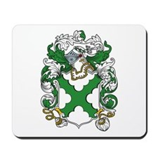 Kirkland Coat of Arms Mousepad