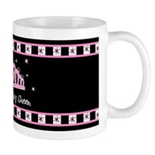 Tiara Birthday Queen Mug