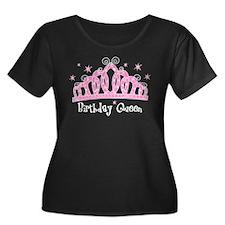 Tiara Birthday Queen T