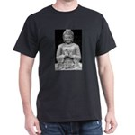 Buddha Education of Mind Black T-Shirt