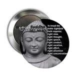 Buddha Education of Mind Button