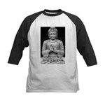 Buddha Education of Mind Kids Baseball Jersey
