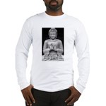 Buddha Education of Mind Long Sleeve T-Shirt