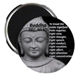 Buddha Education of Mind Magnet