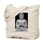 Buddha Education of Mind Tote Bag
