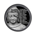 Buddha Education of Mind Wall Clock