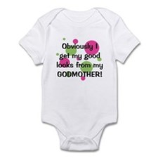 Good Looks from Godmother Infant Bodysuit
