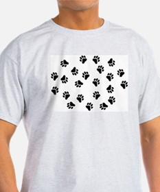 PAW PRINTS T-Shirt