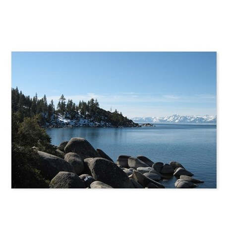 Incline, Lake Tahoe Postcards (Package of 8)