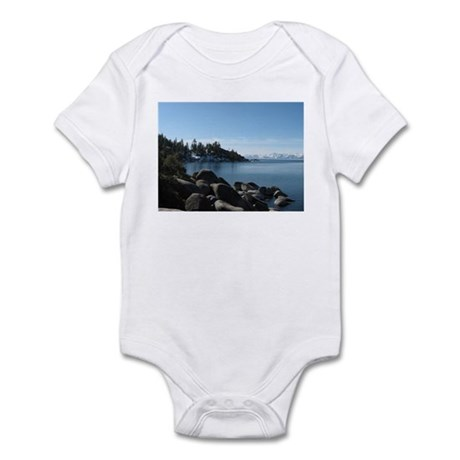 Incline, Lake Tahoe Infant Bodysuit