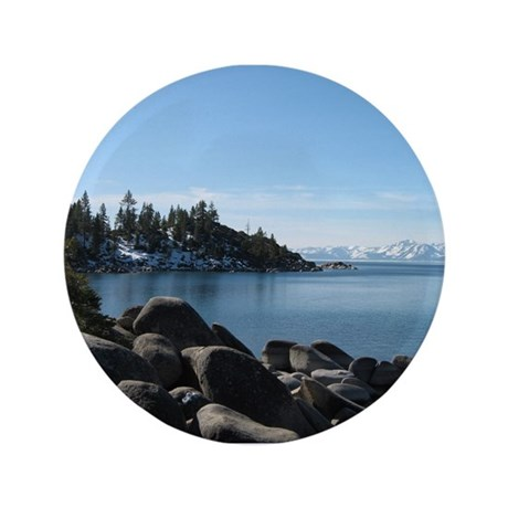 "Incline, Lake Tahoe 3.5"" Button (100 pack)"