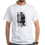 Churchill Fear of Truth White T-Shirt