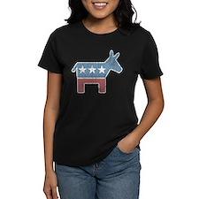 Vintage Democrat Donkey Tee