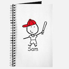 Baseball - Sam Journal