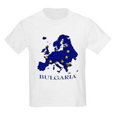 European Union - Bulgaria T-Shirt