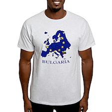 European Union - Bulgaria T-Shirt