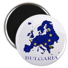 European Union - Bulgaria Magnet