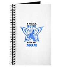 I Wear Blue for my Mom Journal