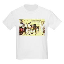 Knowledge Antiquity Confucius Kids T-Shirt