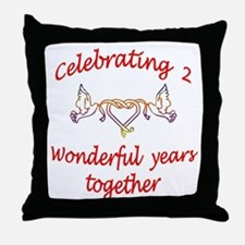 Cute Special occasions Throw Pillow