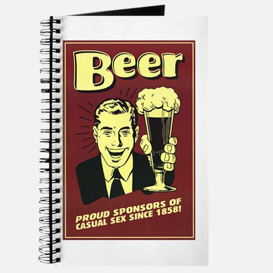 Beer and Casual Sex Journal