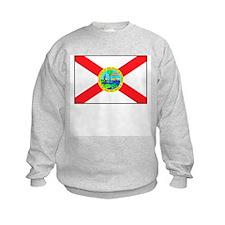 Florida Flag 4 Sweatshirt